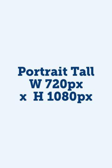 Placeholder Portrait 720x1080
